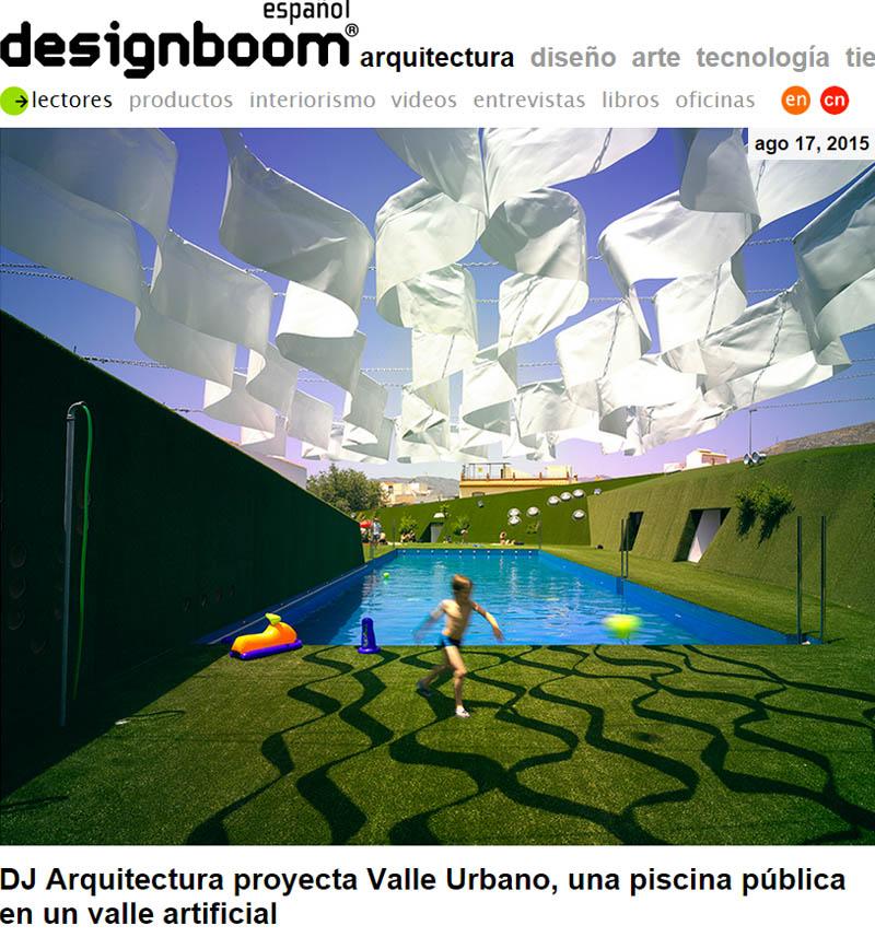 dj valley interior designboom